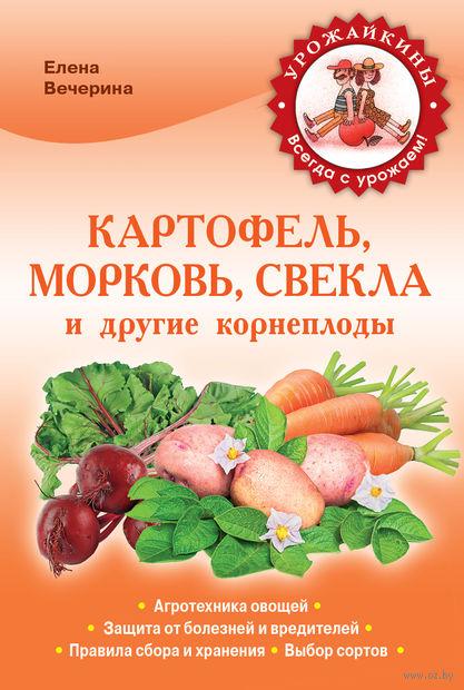 Картофель, морковь, свекла и другие корнеплоды. Елена Вечерина