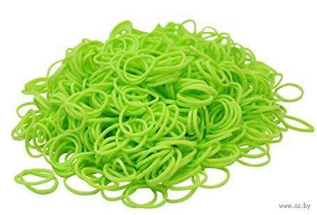 """Набор резиночек для плетения """"Rainbow Loom. Неоново-зеленые"""""""