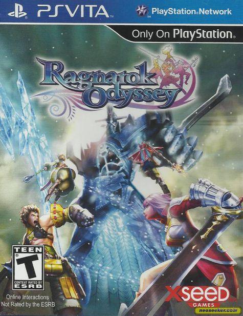 Ragnarok Odyssey (PSV)