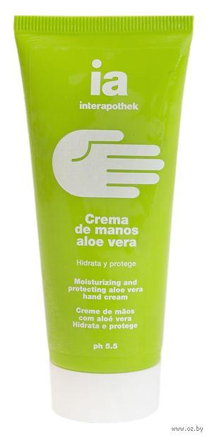 "Крем для рук ""Aloe Vera"" (100 мл) — фото, картинка"