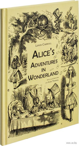 Alice's Adventures in Wonderland. Льюис Кэрролл