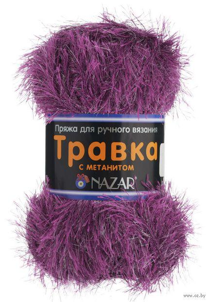 "Пряжа ""NAZAR. Травка с метанитом №2002"" (100 г; 115 м) — фото, картинка"