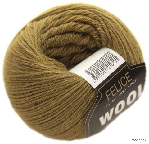 "Пряжа ""FELICE. Wool №19"" (100 г; 300 м) — фото, картинка"