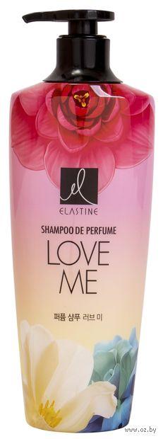 """Шампунь для волос """"Love me"""" (600 мл) — фото, картинка"""