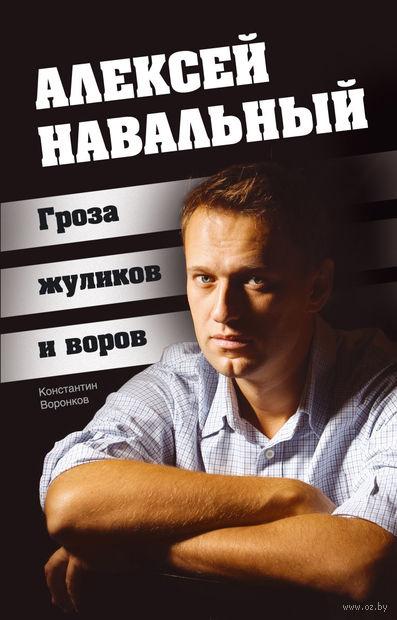 Алексей Навальный. Гроза жуликов и воров. К. Воронков