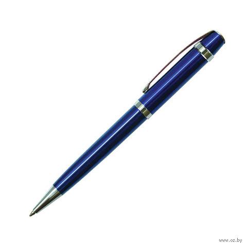 """Ручка шариковая автоматическая """"Velvet Classic"""" (цвет корпуса: синий; цвет стержня: синий)"""