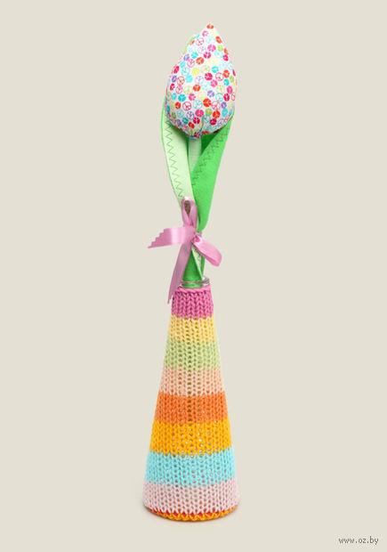 Тюльпан текстильный