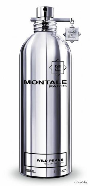 """Парфюмерная вода женщин Montale """"Wild Pears"""" (100 мл) — фото, картинка"""