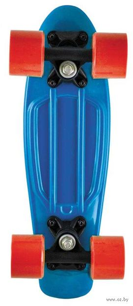Миниборд (синий; арт. NPB-18.03) — фото, картинка