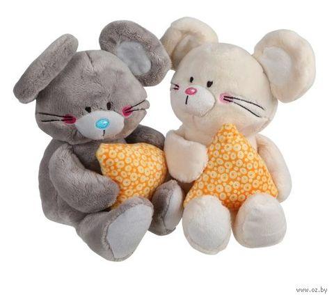 """Мягкая игрушка """"Мики с сыром"""" (15 см) — фото, картинка"""