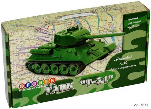 """Танк """"Т-34"""" (масштаб: 1/30)"""