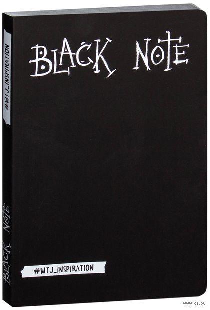 """Блокнот """"Black Note"""" (А5) — фото, картинка"""