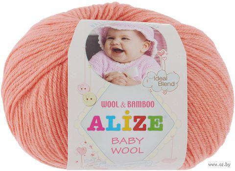 """Пряжа """"ALIZE. Baby Wool №619"""" (50 г; 165 м) — фото, картинка"""