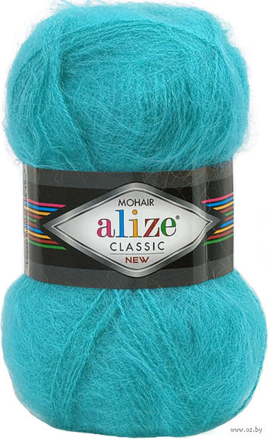 ALIZE. Mohair Classic №443 (100 г; 200 м) — фото, картинка