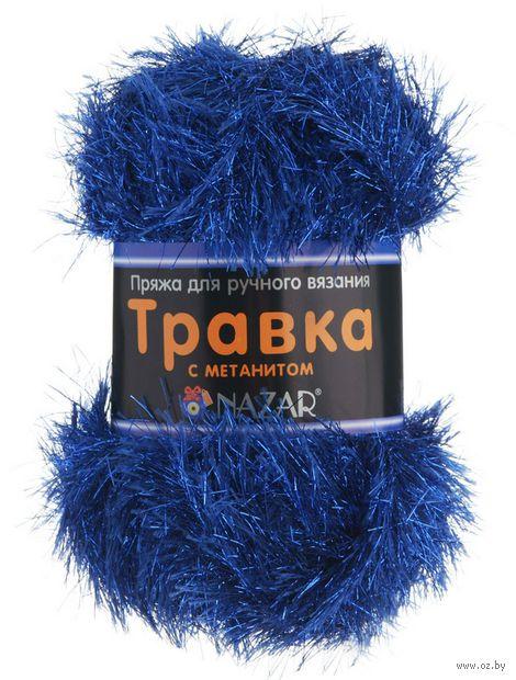 "Пряжа ""NAZAR. Травка с метанитом №2007"" (100 г; 115 м) — фото, картинка"