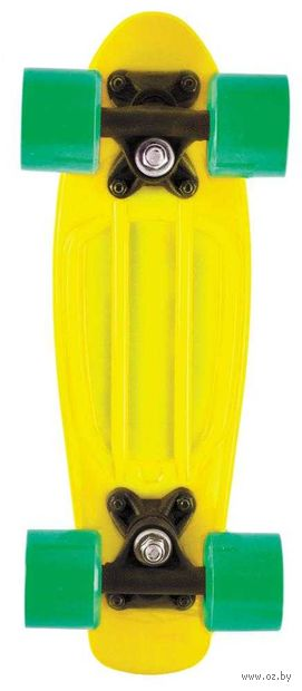 Миниборд (жёлтый; арт. NPB-18.04) — фото, картинка