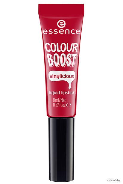 """Жидкая помада для губ """"Colour Boost Vinylicious"""" (тон: 05) — фото, картинка"""