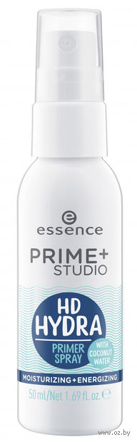 "Праймер для лица ""Prime and Studio HD Hydra Primer Spray"" (50 мл) — фото, картинка"