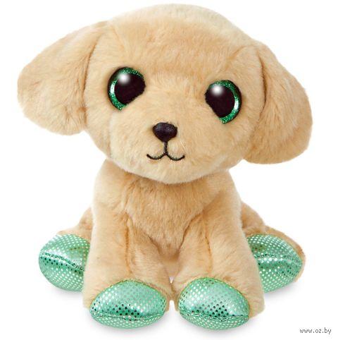 "Мягкая игрушка ""Лабрадор"" (20 см) — фото, картинка"
