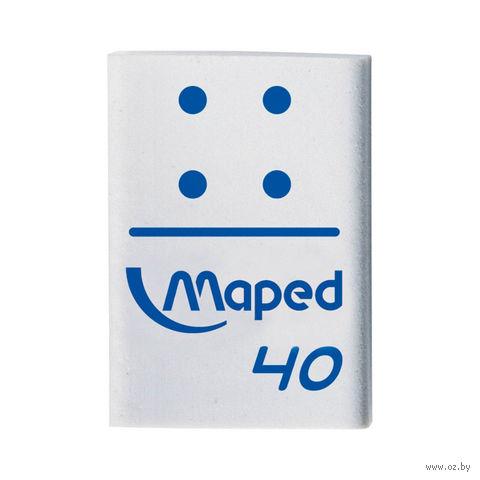 """Ластик """"Domino 40"""" — фото, картинка"""