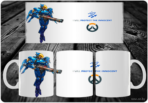 "Кружка ""Overwatch"" (art. 24)"