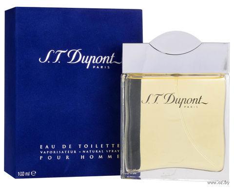 """Туалетная вода для мужчин S.T. Dupont """"Dupont"""" (100 мл) — фото, картинка"""