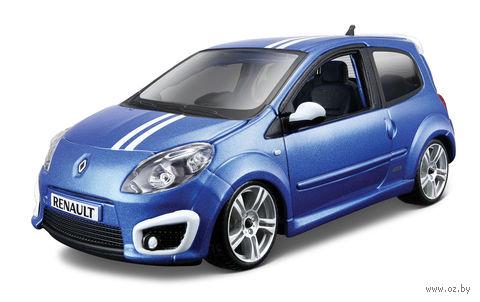 """Модель машины """"Bburago. Renault Twingo Gordini R.S."""" (масштаб: 1/24) — фото, картинка"""