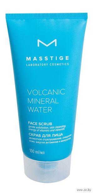 "Скраб для лица ""Volcanic Mineral Water"" (100 мл) — фото, картинка"