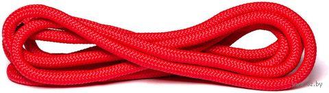 Скакалка для художественной гимнастики RGJ-104 (3 м; красная) — фото, картинка