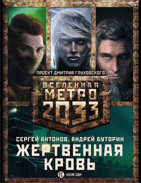 Метро 2033. Жертвенная кровь — фото, картинка