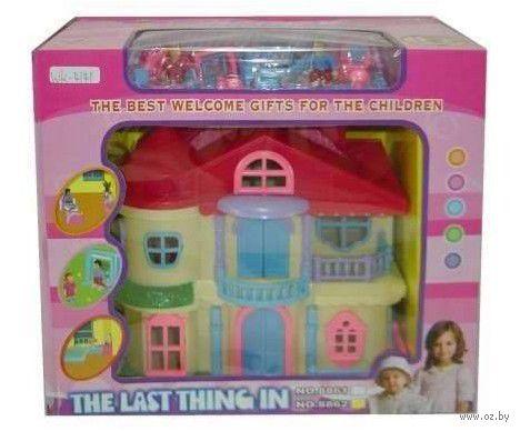 Дом для кукол (арт. 8862)