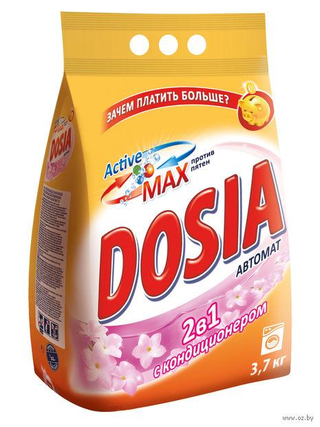 Стиральный порошок для автоматической стирки DOSIA Active MAX 2в1 (3,7 кг)