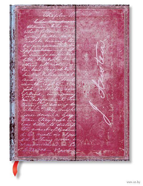"Записная книжка Paperblanks ""Джейн Остин. Убеждение"" (180х230 мм)"
