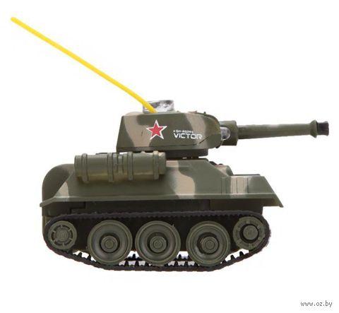 """Танк на радиоуправлении """"Tank-7"""" — фото, картинка"""