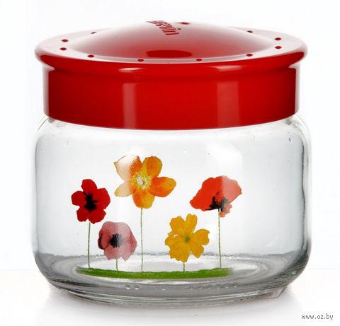 Банка для сыпучих продуктов стеклянная (400 мл; арт. 171017-000)