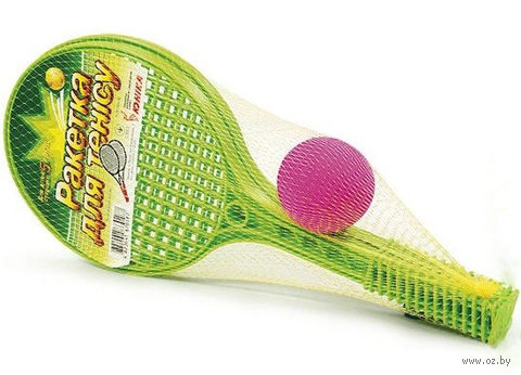 Набор для игры в теннис (арт. 0187A) — фото, картинка