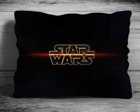 """Подушка """"Звездные Войны"""" (арт. 4; 28х38 см) — фото, картинка"""