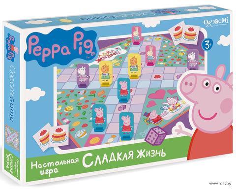 Peppa Pig. Сладкая жизнь — фото, картинка