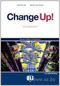 Change Up! Intermediate Workbook with Key — фото, картинка