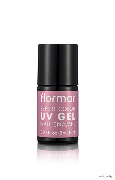 "Лак для ногтей ""Expert Color UV Gel Nail Enamel"" (тон: 06, розовая лаванда) — фото, картинка"