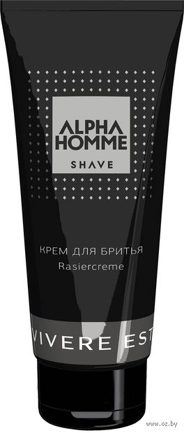 "Крем для бритья ""Raciercreme"" (100 мл) — фото, картинка"