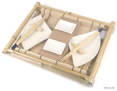 Набор для суши на подносе (10 пр.; арт. MYKC8004)