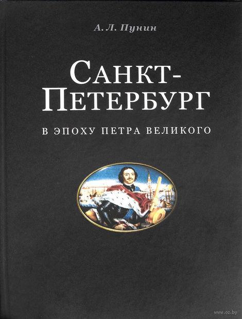 Санкт-Петербург в эпоху Петра Великого. Андрей Пунин