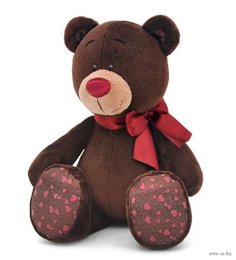 """Мягкая игрушка """"Медведь Choco сидячий"""" (20 см)"""