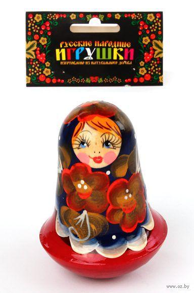 """Неваляшка """"Девочка"""""""
