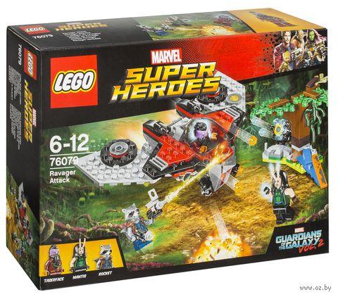 """LEGO Super Heroes """"Нападение Тазерфейса"""" — фото, картинка"""