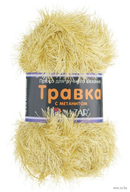 "Пряжа ""NAZAR. Травка с метанитом №2074"" (100 г; 115 м) — фото, картинка"
