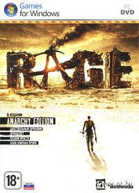 Rage. Anarchy Edition (DVD-Box)