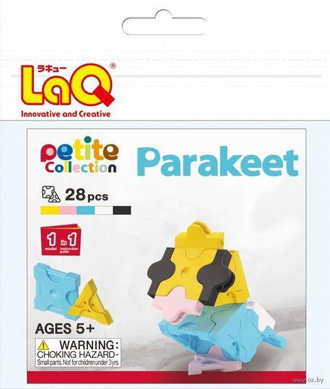 """Конструктор """"LaQ. Parakeet"""" (28 деталей)"""