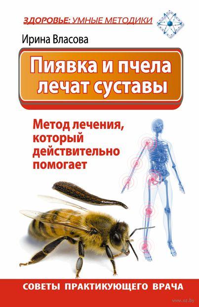 Пиявка и пчела лечат суставы. Метод лечения, который действительно помогает. Советы практикующего врача. И. Власова